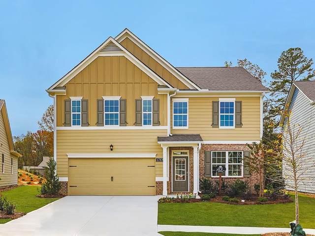 6825 Scarlet Oak Way, Flowery Branch, GA 30542 (MLS #6832574) :: North Atlanta Home Team