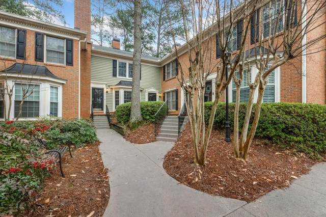 3 Mount Vernon Circle, Sandy Springs, GA 30338 (MLS #6832579) :: The Gurley Team