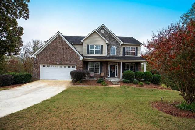 2077 Jessica Way, Conyers, GA 30012 (MLS #6832613) :: Path & Post Real Estate