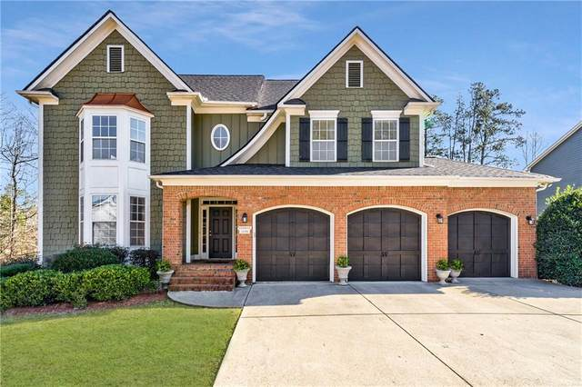 1235 Glen Devon Place, Powder Springs, GA 30127 (MLS #6832618) :: The Heyl Group at Keller Williams
