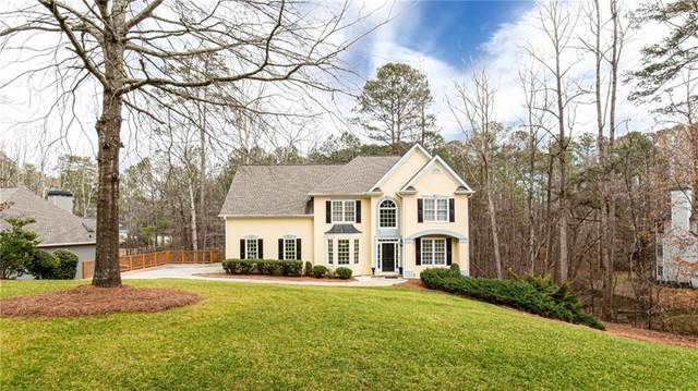 265 Weatherwood Circle, Milton, GA 30004 (MLS #6832623) :: AlpharettaZen Expert Home Advisors