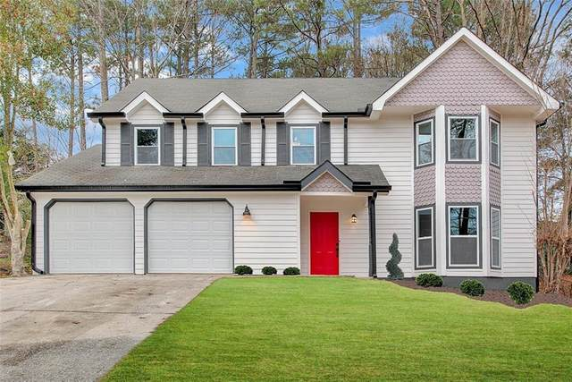 6707 Gunstock Lane, Tucker, GA 30084 (MLS #6832636) :: Charlie Ballard Real Estate