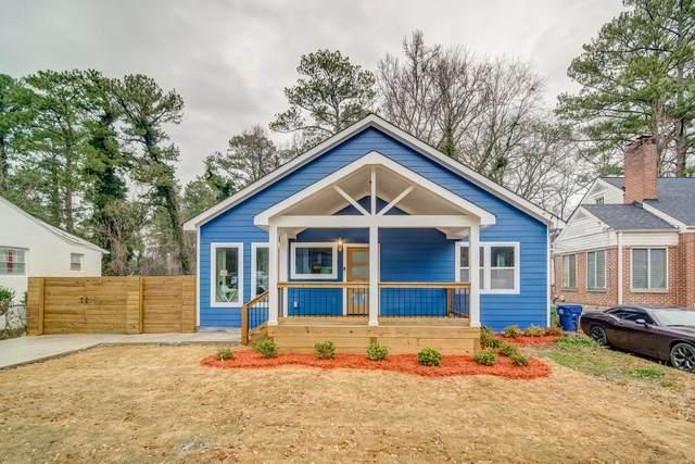 1315 Eastridge Road SW, Atlanta, GA 30311 (MLS #6832645) :: Path & Post Real Estate