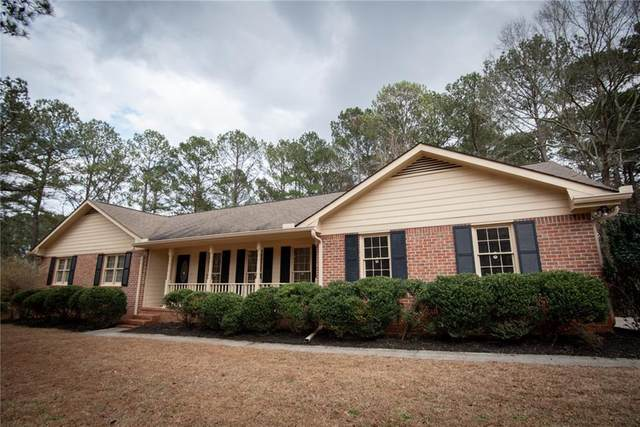 100 Lucky Leaf Place, Fayetteville, GA 30214 (MLS #6832654) :: North Atlanta Home Team