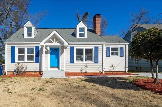 1104 Faith Avenue SE, Atlanta, GA 30316 (MLS #6832655) :: Scott Fine Homes at Keller Williams First Atlanta