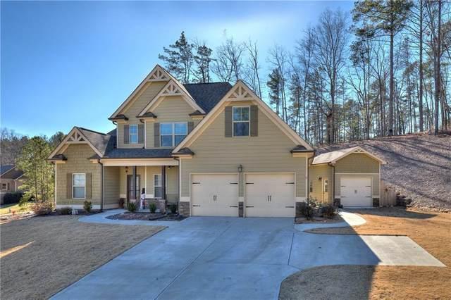 401 Spring Lake Hills NE, White, GA 30184 (MLS #6832668) :: North Atlanta Home Team