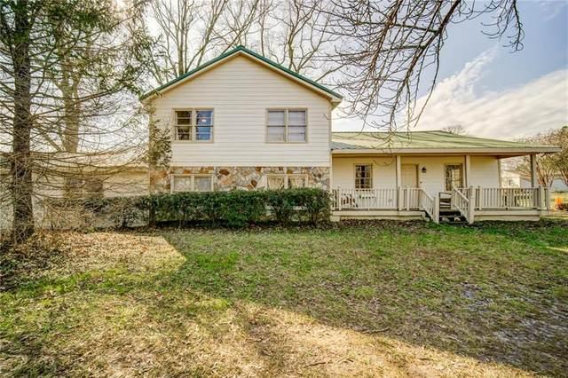 887 Worley Crossroads, Jasper, GA 30143 (MLS #6832672) :: Good Living Real Estate