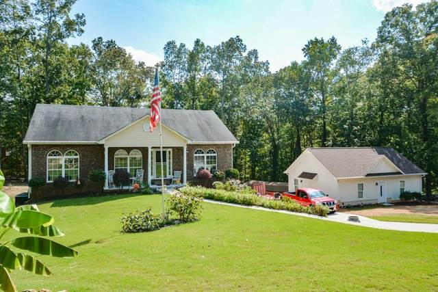 5371 Britton Drive, Villa Rica, GA 30180 (MLS #6832694) :: KELLY+CO