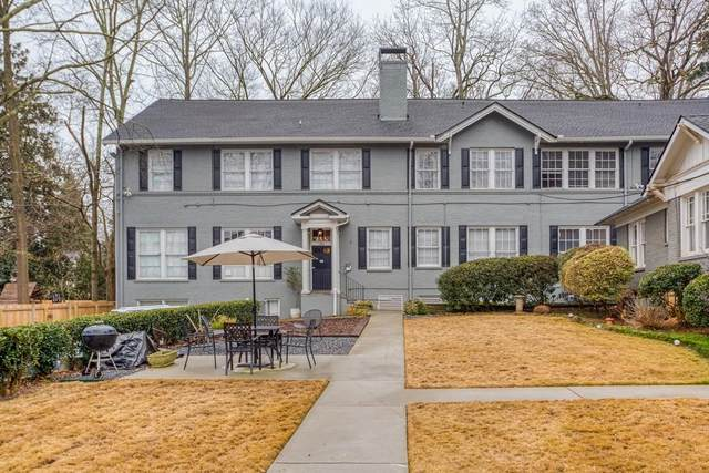 1350 N Morningside Drive #13, Atlanta, GA 30306 (MLS #6832728) :: The Gurley Team