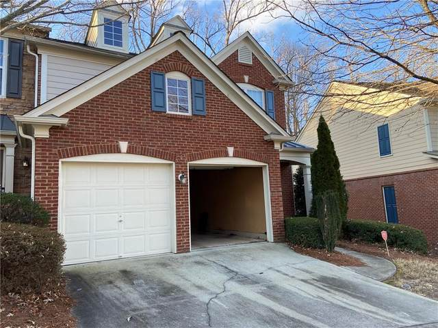 1770 Fair Oak Way #11, Mableton, GA 30126 (MLS #6832734) :: Kennesaw Life Real Estate