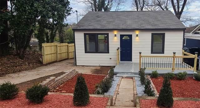 299 Booker Street SW, Atlanta, GA 30315 (MLS #6832740) :: Lucido Global