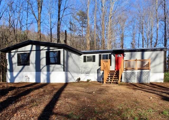 101 Uphill Drive, Dahlonega, GA 30533 (MLS #6832741) :: Rock River Realty