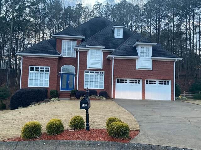 206 Colebrook Point, Woodstock, GA 30189 (MLS #6832747) :: The Gurley Team