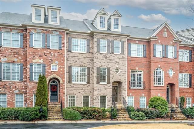 571 Parkside Village Way NW, Marietta, GA 30060 (MLS #6832759) :: North Atlanta Home Team