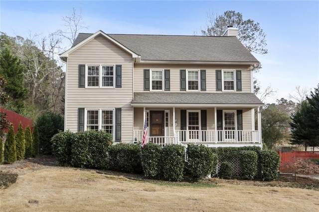 1490 Oak Springs Drive, Marietta, GA 30066 (MLS #6832784) :: The Gurley Team