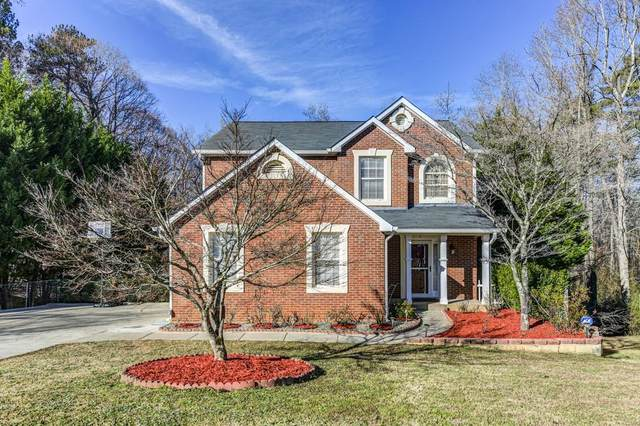 720 Walnut Creek Drive NW, Lilburn, GA 30047 (MLS #6832802) :: The Zac Team @ RE/MAX Metro Atlanta
