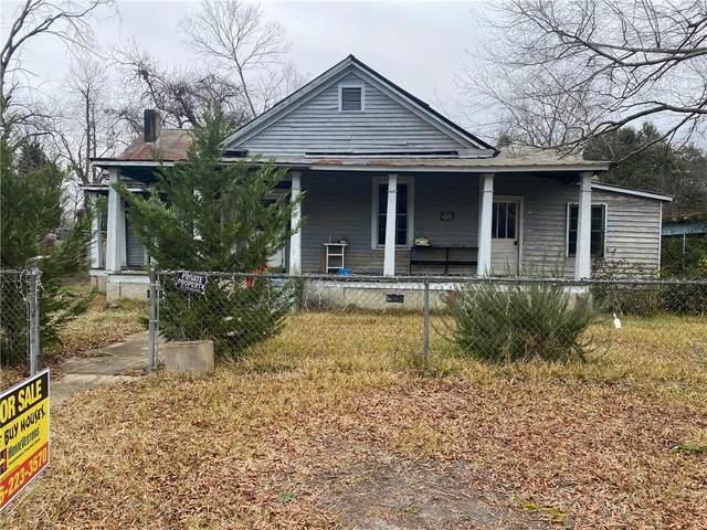 858 Baduly Street, Waynesboro, GA 30830 (MLS #6832807) :: The Heyl Group at Keller Williams