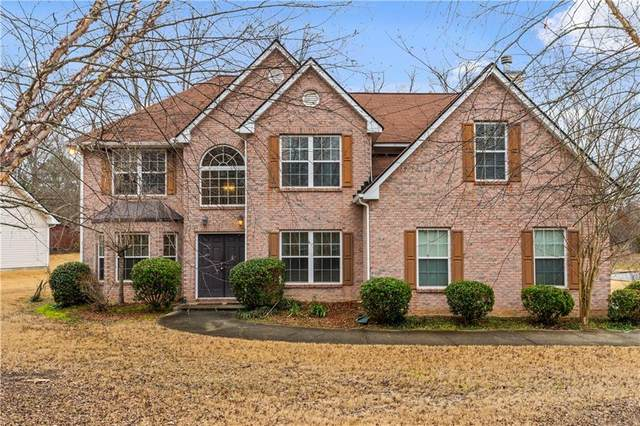 3735 Patheon Circle, Snellville, GA 30039 (MLS #6832808) :: Tonda Booker Real Estate Sales