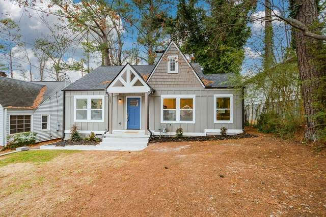 1667 Richland Road SW, Atlanta, GA 30311 (MLS #6832841) :: Scott Fine Homes at Keller Williams First Atlanta