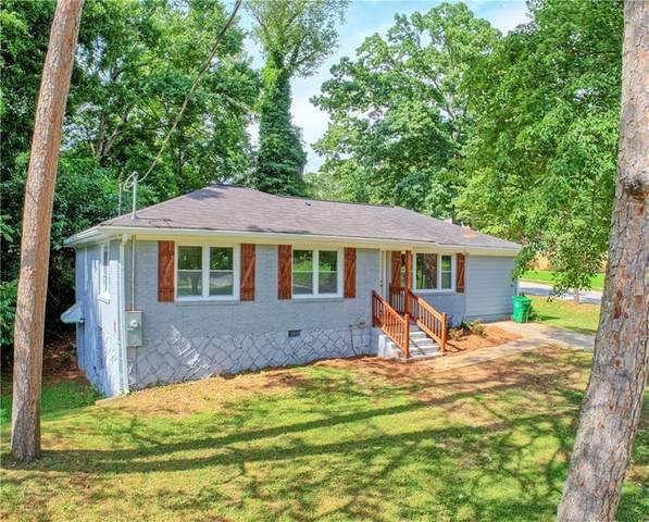 2956 Catalina Drive, Decatur, GA 30032 (MLS #6832844) :: The Heyl Group at Keller Williams