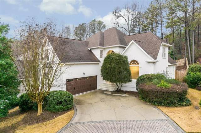1062 Westbrooke Way NE, Brookhaven, GA 30319 (MLS #6832856) :: The Heyl Group at Keller Williams