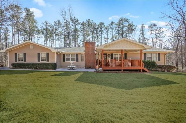 75 Hightower Trail, Oxford, GA 30054 (MLS #6832862) :: The Heyl Group at Keller Williams