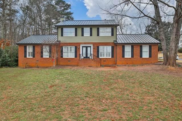 190 Timber Laurel Lane, Lawrenceville, GA 30043 (MLS #6832863) :: The Heyl Group at Keller Williams