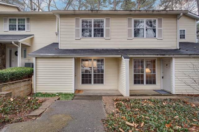 6822 Glenridge Drive G, Sandy Springs, GA 30328 (MLS #6832875) :: The Heyl Group at Keller Williams