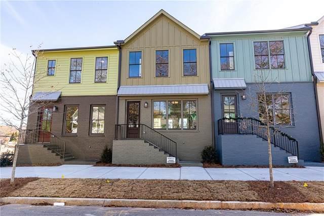 1144 Avondale Avenue SE #261, Atlanta, GA 30312 (MLS #6832911) :: The Justin Landis Group