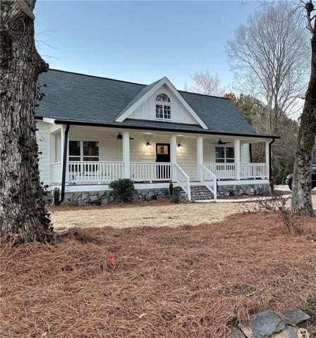 935 Toonigh Road, Canton, GA 30115 (MLS #6832919) :: The Heyl Group at Keller Williams