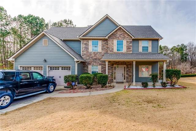 44 Ruth Court, Douglasville, GA 30134 (MLS #6832923) :: North Atlanta Home Team