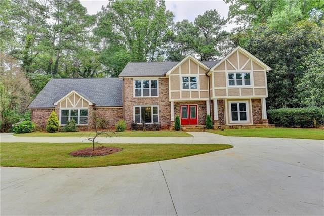 1510 Sunnybrook Farm Road, Sandy Springs, GA 30350 (MLS #6832934) :: North Atlanta Home Team