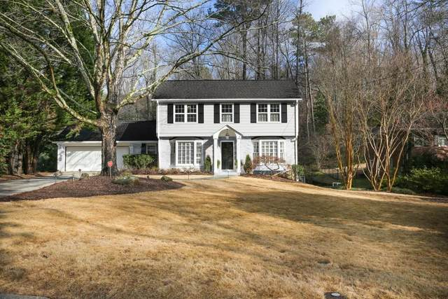 410 Forest Hills Drive, Sandy Springs, GA 30342 (MLS #6832943) :: The Hinsons - Mike Hinson & Harriet Hinson