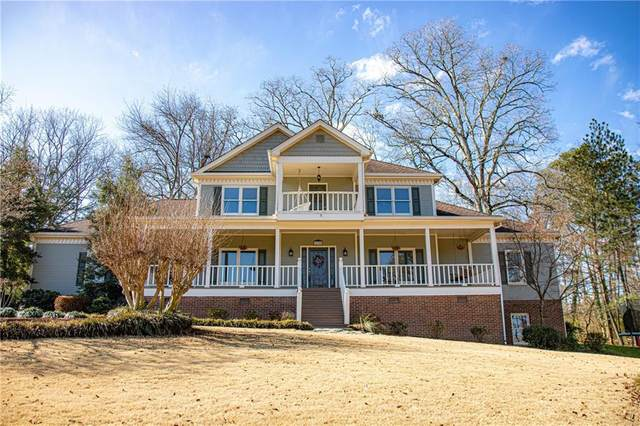 1195 Bridgewater Walk, Snellville, GA 30078 (MLS #6832944) :: KELLY+CO