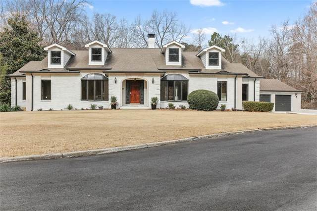 620 Valley Hall Drive, Sandy Springs, GA 30350 (MLS #6832952) :: Path & Post Real Estate