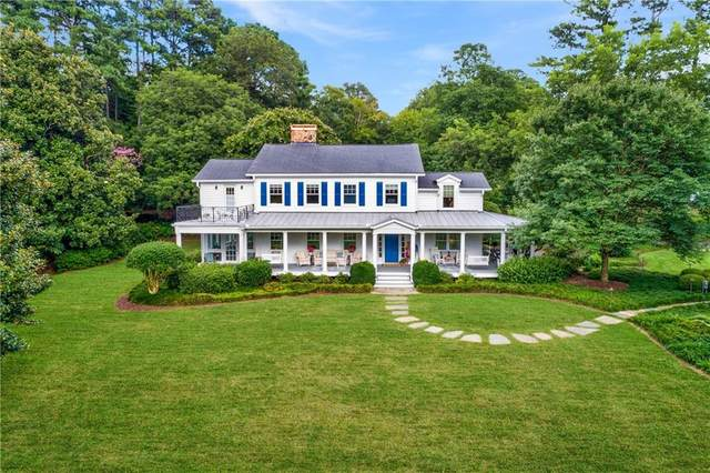 2610 Briarlake Road NE, Atlanta, GA 30345 (MLS #6832955) :: Charlie Ballard Real Estate