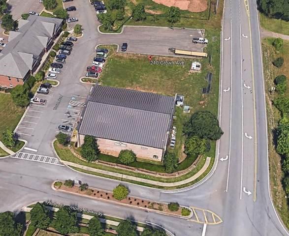 210 Crown Place, Canton, GA 30115 (MLS #6832975) :: North Atlanta Home Team