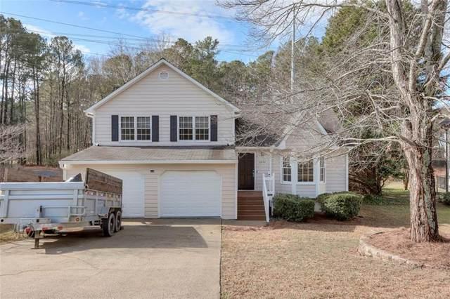 2043 Winsburg Drive NW, Kennesaw, GA 30144 (MLS #6832978) :: North Atlanta Home Team