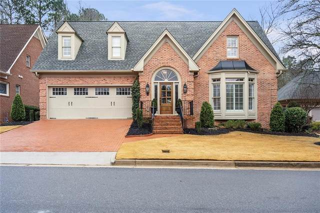 5302 Claridge Square, Atlanta, GA 30338 (MLS #6832991) :: North Atlanta Home Team