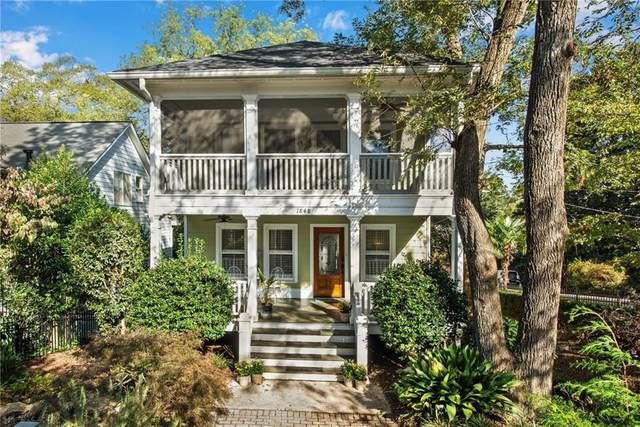 1848 New York Avenue NE, Atlanta, GA 30307 (MLS #6833019) :: The Heyl Group at Keller Williams
