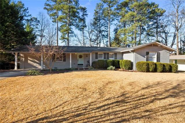 3878 Carlton Drive, Chamblee, GA 30341 (MLS #6833031) :: The Heyl Group at Keller Williams