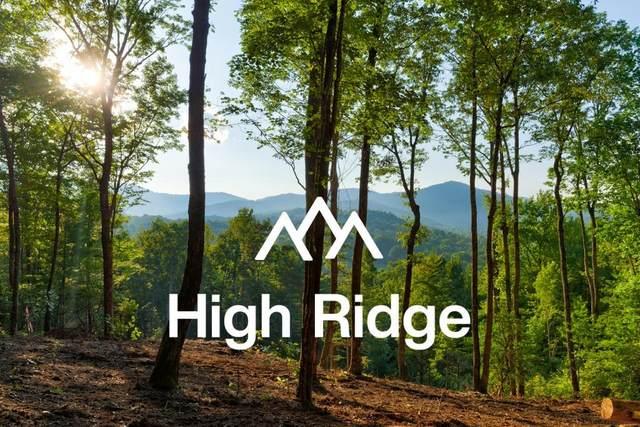 Lot 5 High Ridge, Epworth, GA 30541 (MLS #6833060) :: Path & Post Real Estate