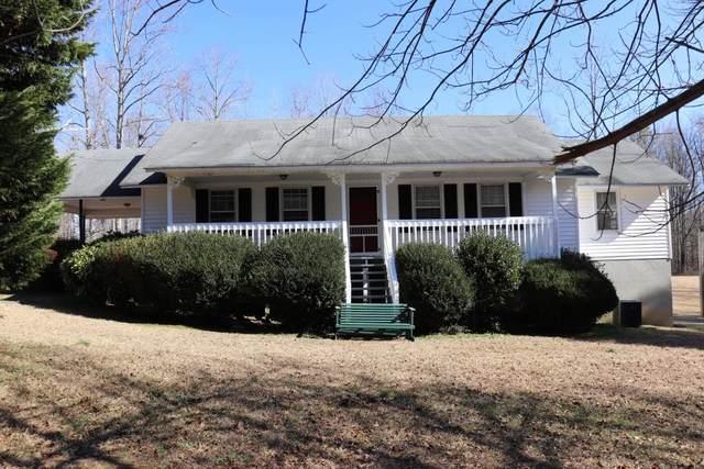 3131 Holly Springs Road, Rockmart, GA 30153 (MLS #6833082) :: North Atlanta Home Team