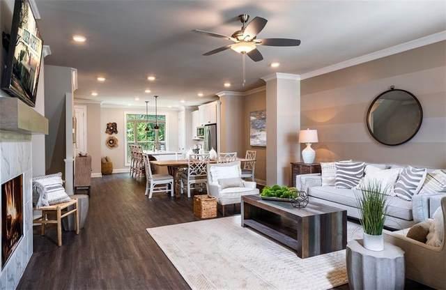 3691 Ample Avenue #104, Suwanee, GA 30024 (MLS #6833097) :: Charlie Ballard Real Estate