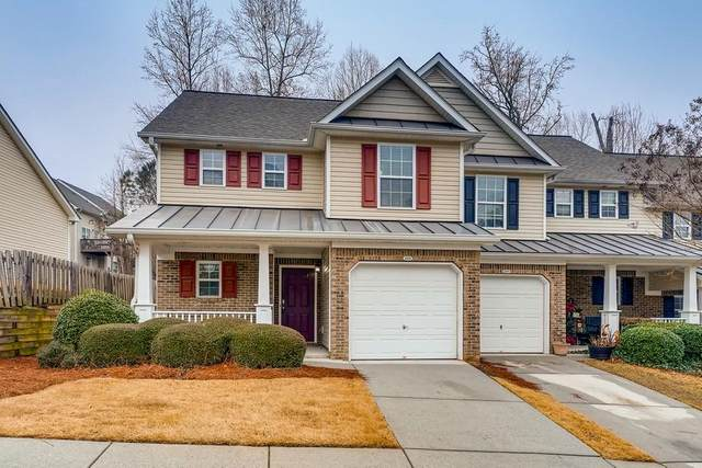 255 Fox Creek Boulevard, Woodstock, GA 30188 (MLS #6833099) :: Charlie Ballard Real Estate
