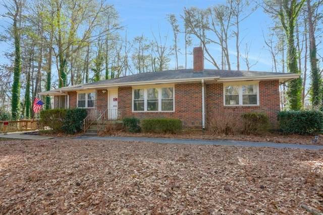 660 Glendale Place SE, Smyrna, GA 30080 (MLS #6833101) :: Good Living Real Estate