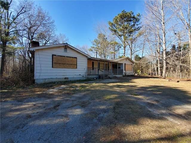 5949 Tyree, Winston, GA 30187 (MLS #6833102) :: Charlie Ballard Real Estate