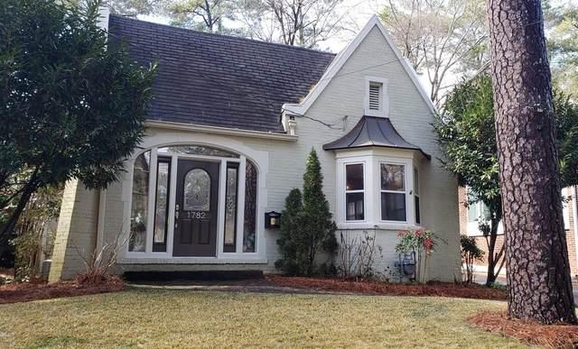1782 Monroe Drive NE, Atlanta, GA 30324 (MLS #6833108) :: Path & Post Real Estate