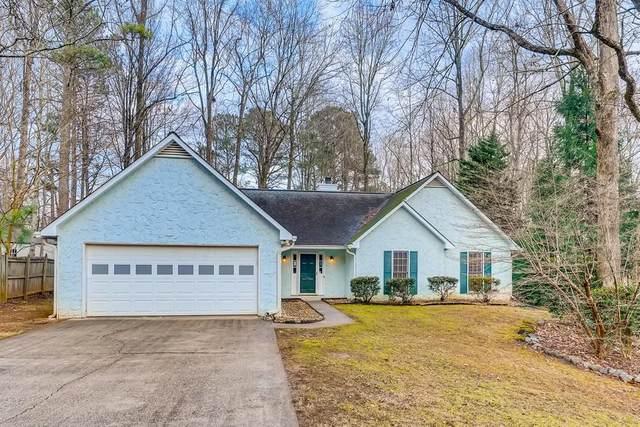 745 Creek Trail NW, Kennesaw, GA 30144 (MLS #6833111) :: Good Living Real Estate