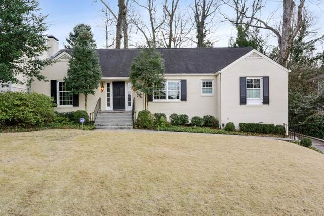 149 Beverly Road NE, Atlanta, GA 30309 (MLS #6833141) :: RE/MAX Prestige